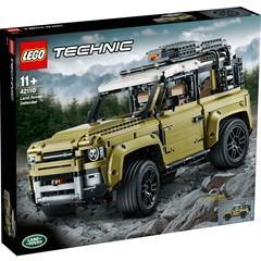 LEGO 乐高 TECHNIC科技系列 路虎卫士越野车 (42110)