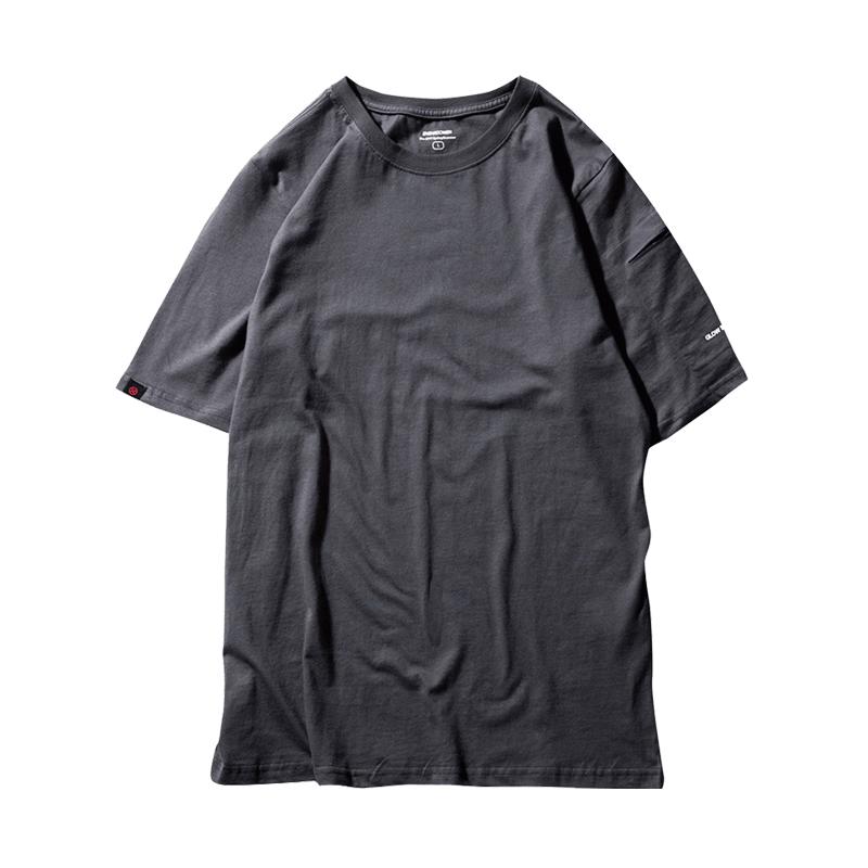 Enshadower 四色压胶口袋短袖T恤 焕新价94元