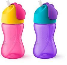 Philips 飞利浦 Avent 新安怡 SCF792/22儿童吸管杯300ml*2个装54.32元(凑单满减)