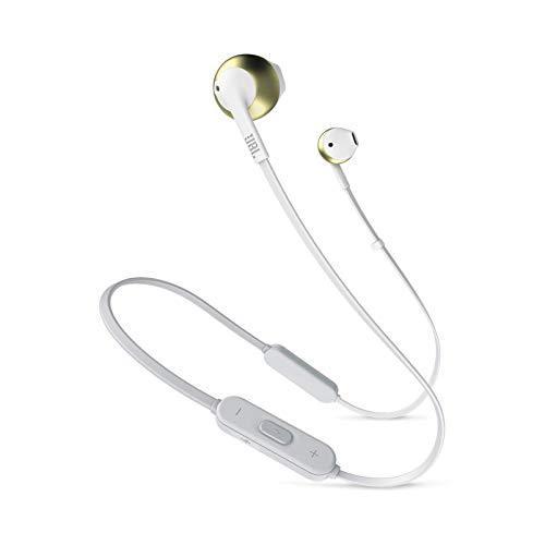 JBL TUNE205BT 入耳式无线蓝牙耳机 127.37元
