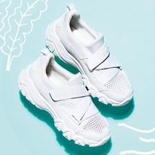 唯品会 SKECHERS 斯凯奇 66666107 女款熊猫鞋 198元,可凑单免邮