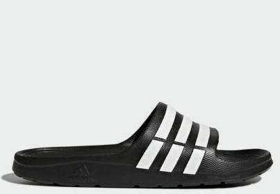 折合58.8元 adidas 阿迪达斯 duramo 中性拖鞋