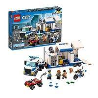 $28.69(原价$49.99)+包邮史低价:LEGO乐高城市系列 移动警察局指挥中心60139